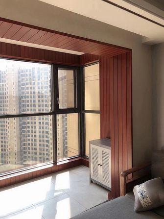 中式风格阳台图