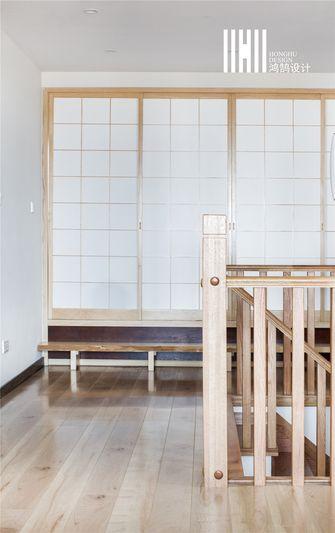 140平米复式日式风格楼梯图