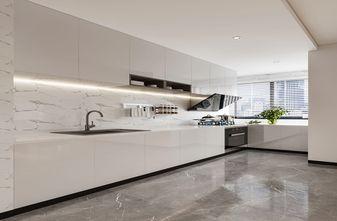 140平米三室两厅北欧风格厨房装修案例