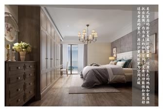 豪华型140平米三美式风格卧室图片