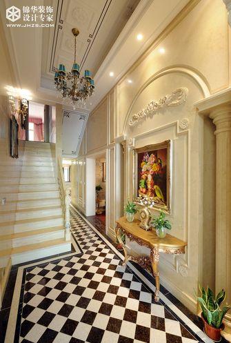 富裕型140平米四室一厅欧式风格楼梯欣赏图