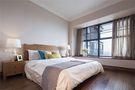 130平米三室两厅中式风格卧室飘窗设计图