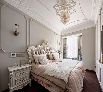 130平米法式风格卧室效果图