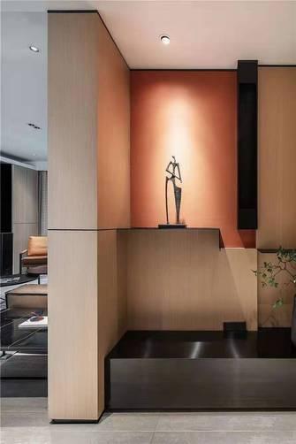 140平米四室两厅英伦风格玄关效果图