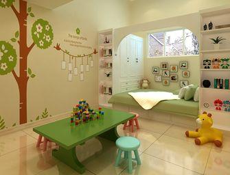 140平米别墅美式风格儿童房图片大全
