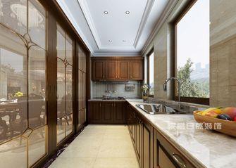 140平米别墅新古典风格厨房设计图