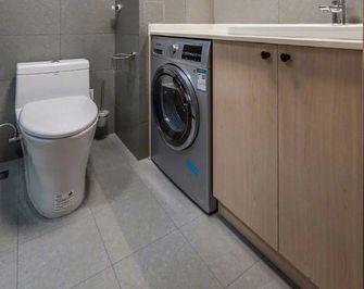 80平米三宜家风格卫生间装修案例