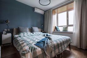 90平米三北歐風格臥室裝修案例