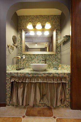 20万以上140平米三室两厅新古典风格梳妆台设计图