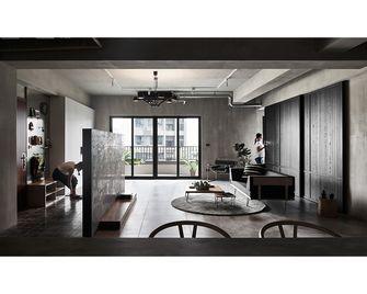 140平米三室一厅其他风格餐厅效果图