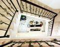 10-15万140平米别墅地中海风格楼梯效果图