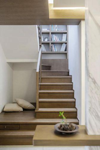 140平米复式中式风格楼梯间装修图片大全
