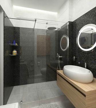 80平米一室两厅宜家风格卫生间欣赏图