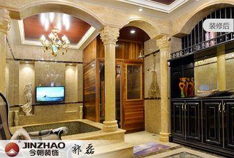 140平米公寓法式风格梳妆台设计图
