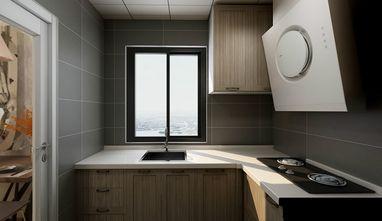 60平米公寓宜家风格厨房图片大全