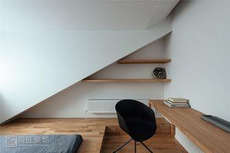 110平米复式现代简约风格阁楼欣赏图