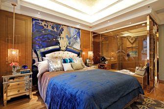 80平米三新古典风格卧室装修效果图