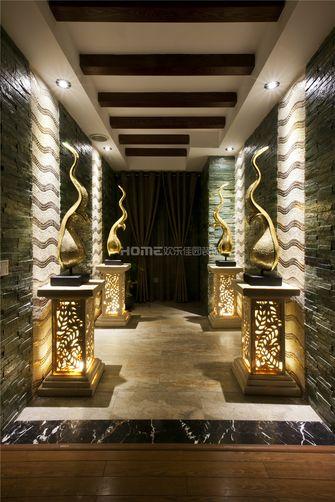 10-15万140平米复式东南亚风格走廊图