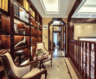 140平米复式欧式风格储藏室装修效果图