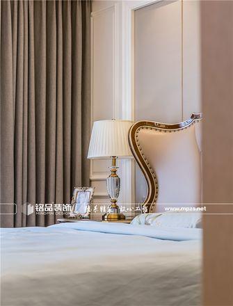 140平米四室两厅新古典风格卧室装修案例