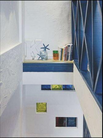 经济型60平米一室一厅地中海风格阁楼装修效果图