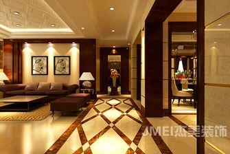 140平米四室五厅混搭风格走廊图