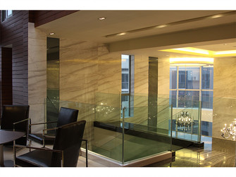 豪华型140平米复式混搭风格楼梯设计图
