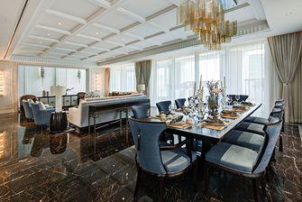 140平米四室三厅法式风格餐厅装修效果图