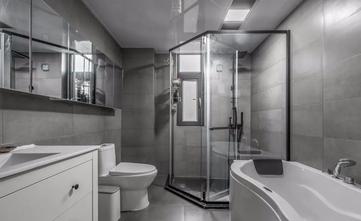 120平米三混搭风格卫生间装修案例
