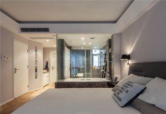 经济型130平米四室四厅北欧风格卧室装修效果图