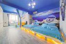 60平米公寓地中海风格卧室效果图