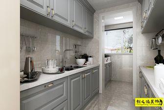 140平米三室一厅法式风格厨房装修效果图