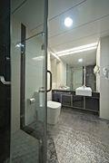 130平米三室一厅欧式风格卫生间图片