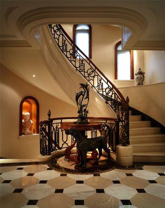 豪华型140平米复式法式风格楼梯图片大全