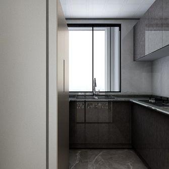 140平米英伦风格厨房装修效果图