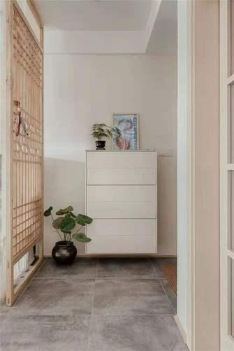 120平米三室两厅日式风格走廊效果图