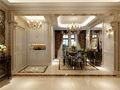 140平米四室两厅新古典风格餐厅家具效果图