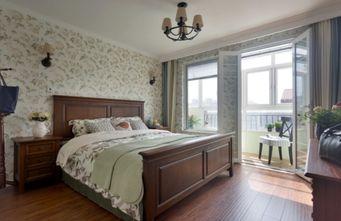 50平米小户型美式风格卧室设计图