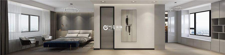 140平米四室两厅混搭风格卧室装修图片大全