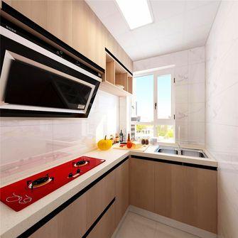 5-10万50平米现代简约风格厨房图