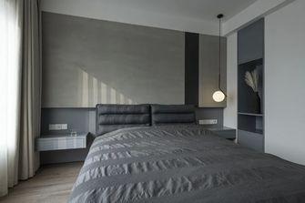 110平米一室两厅现代简约风格卧室装修图片大全