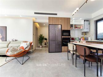 15-20万130平米四室两厅现代简约风格餐厅装修效果图