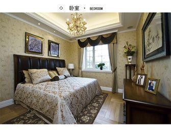 富裕型140平米四室五厅欧式风格卧室图片