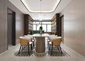 140平米四室六厅其他风格餐厅效果图