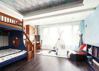 110平米三室一厅地中海风格儿童房效果图