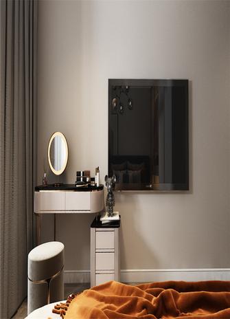 90平米三室一厅现代简约风格梳妆台装修图片大全