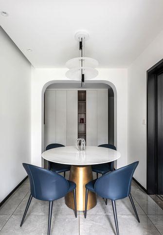 100平米三现代简约风格餐厅效果图