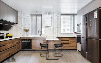 豪华型90平米新古典风格厨房图