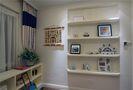 100平米三室两厅地中海风格书房图片