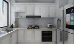120平米三室三厅混搭风格厨房装修案例